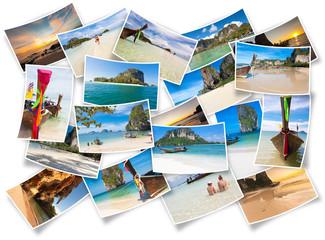 photos souvenirs, plages et îles de Thaïlande