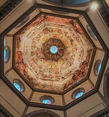 Wall Mural - Dom Panorama Florenz Italien Innen