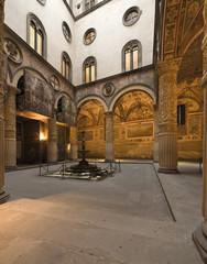 Wall Mural - Palazzio Vecchio  Florenz Italien