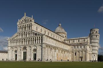Fototapete - Pisa Italien Florenz Piazza dei Miracoli