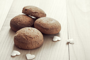 Sweet gingerbread