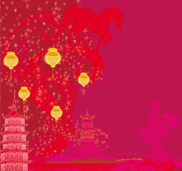 Year of Horse - Chinese New Year 2014