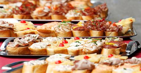 Kalte Platte | Catering | Buffet