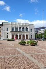 Alte Börse am Gustaf Adolfs Torg in Göteborg