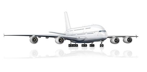 Jumbo Jet der Superlative