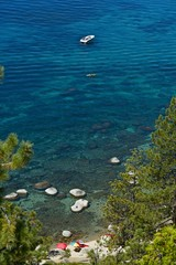 Wall Mural - Lake Tahoe Summer