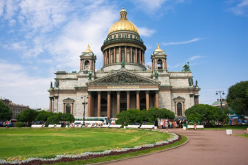 Wall Mural - Saint Isaac Cathedral