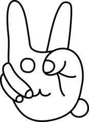 finger-rabbit