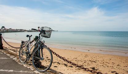 Vélo sur l'île de Ré
