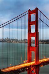 Fototapete - Golden Gate Bridge, San Francisco