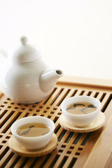 Chinese teaset