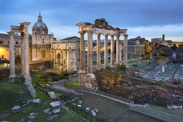 Fotomurales - Forum Rome Italie