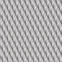 Silver Dragon Skin Background