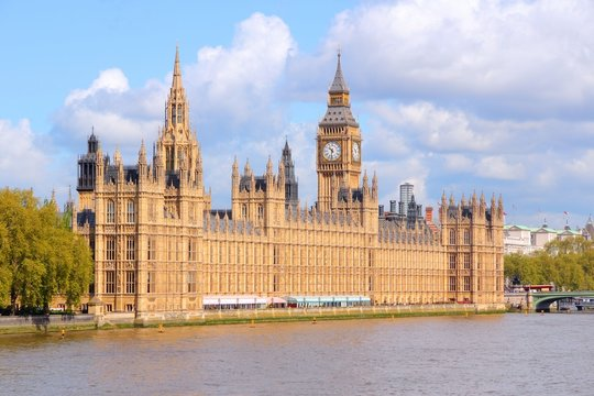 Palace of Westminster, London, UK