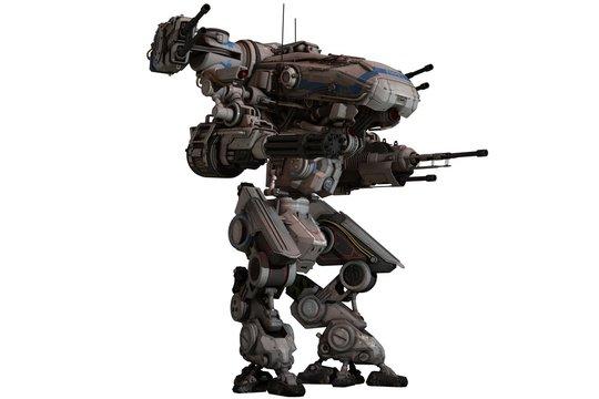 Mech War Robot