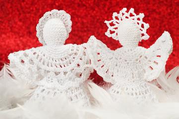 Christmas Crochet Angels