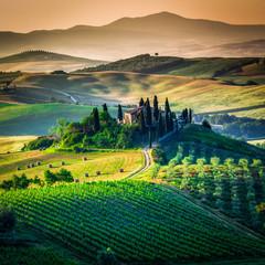 Fototapeta Tuscan country