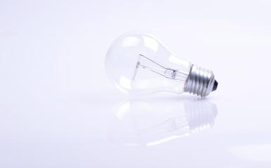 Glühbirne-Hintergrund