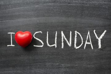 love Sunday