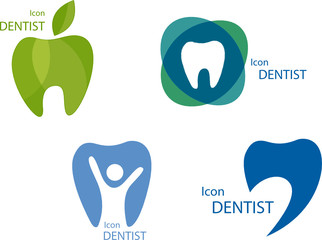 Dentist Icon Set 2