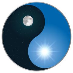 Yin Yang - Jour Nuit