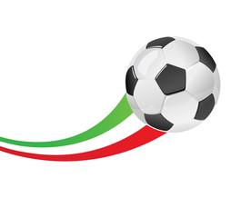Italia bandiera calcio