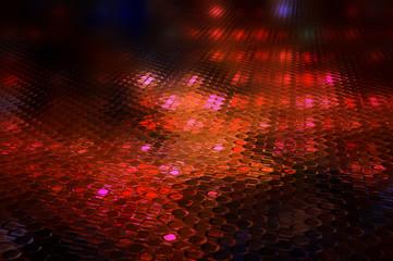 Techno dance floor 12.
