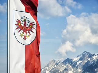 tirol - tyrol flag