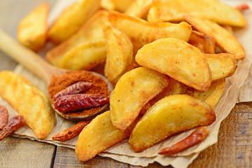 Paprika, Kartoffel