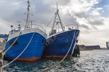 Ships in Galway
