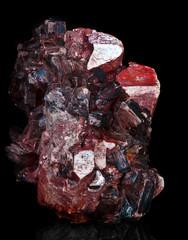 crystal aggregate