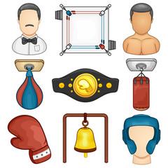 Boxing Icon - Sport
