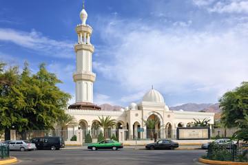 Al-Sharif Al-Hussein bin Ali Mosque in Aqaba