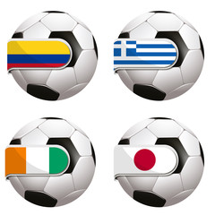 World Cup football group C