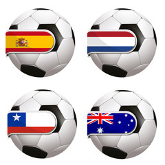 World Cup football group B
