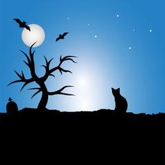 Illustration Halloween.