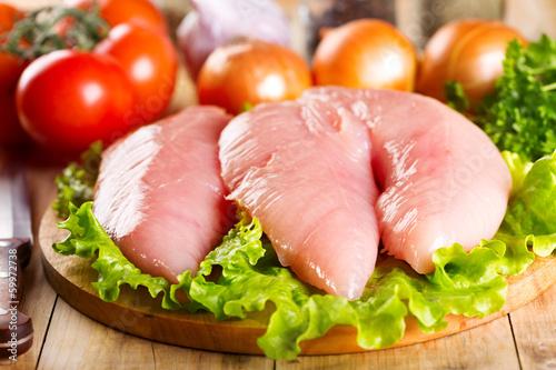 Диета из куринного мяса