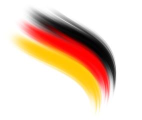 Deutsche Nationalfarben, Painting