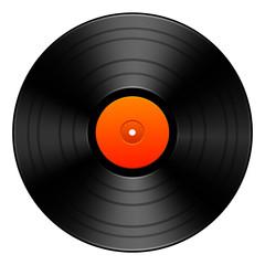 Fototapeta Vintage vinyl obraz