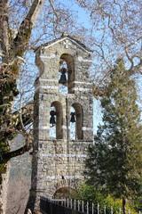 church bell tower
