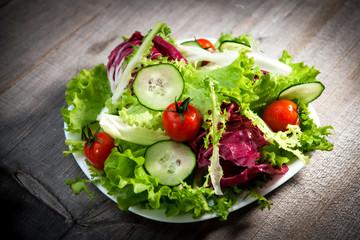 Fototapete - Salad