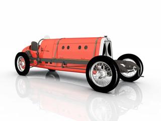 Italienischer Rennwagen aus den 1920er Jahren
