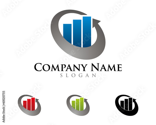 """Accounting Logo 1"" Stock image and royalty-free vector ..."
