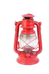 Red Old Lantern