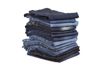Jeans. Freigestellt.