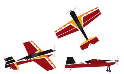 Flugzeug Kollektion