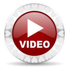 video valentines day icon