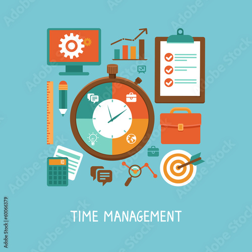 punctuality time management and morning
