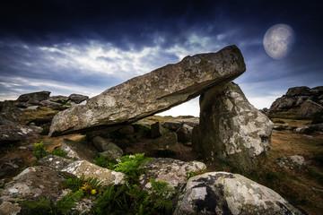 neolitic dolmen England Wall mural
