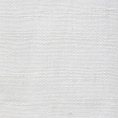 Natural Bright White Flax Fiber Linen Texture, Detailed Macro
